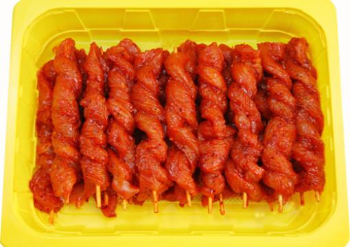 Puten Grillfackeln Chili Art.-Nr.: 404160   1,5kg