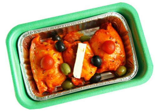 Pollo Fino Feta-Olive gefüllt  Art.-Nr.: 313048