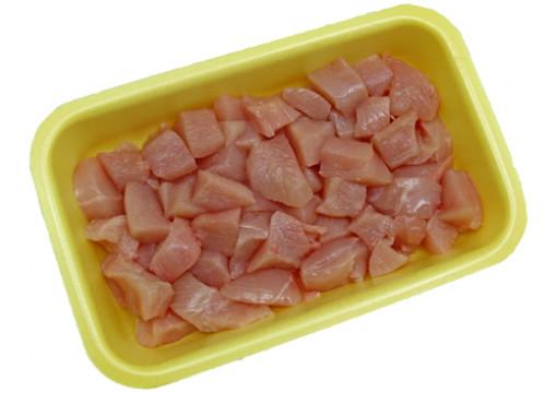 Hähnchenbrust Fonduefleisch frisch Art.-Nr.: 313040