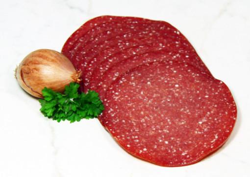 Geflügel-Salami fein Art.-Nr.: 858035